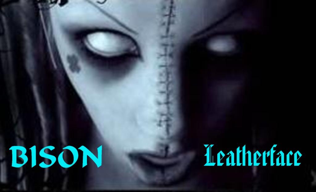 leatherfacebison